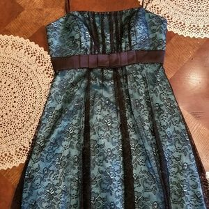 HOMECOMING special occasion  short dress JR SZ 5/6